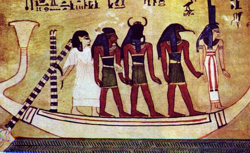 живопись египта: